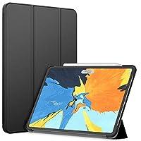 JETech Case for iPad Pro 11-Inch (2018 Release Edge to Edge Liquid Retina Display), Compatible with Apple Pencil, Smart Cover Auto Wake/Sleep