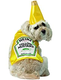 Rasta 4853-XS HZ Mustard Bottle Dog X-Small