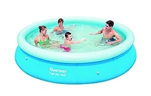 Bestway 57032 piscine sans pompe montage rapide 366 cm x 76 cm