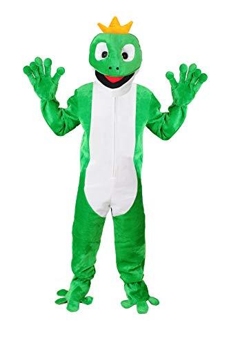 Kostüm Froschkönig - Froschkönig  Kostüm Einheitsgrösse L-XL Fasching Karneval Fastnacht