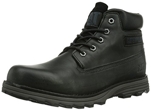 Caterpillar Founder, Bottes Chukka homme, Noir (Black), 44 EU (10 UK)