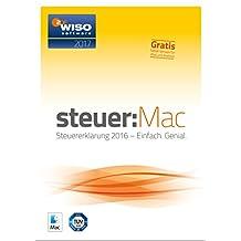 WISO steuer:Mac 2017 (für Steuerjahr 2016) [Mac Download]