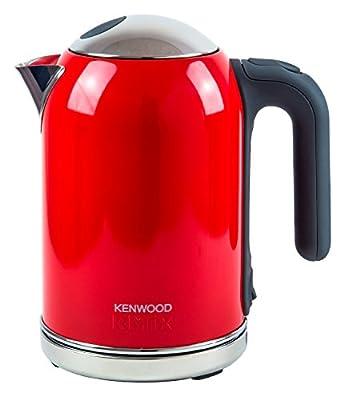 Kenwood kMix SJM 030 Bouilloire Electrique, 2200 watts - Vermillon Rouge