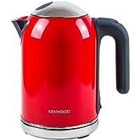 Kenwood Wasserkocher kMix SJM 030, 1.6 Liter / 2200 Watt (Vermillion Red)