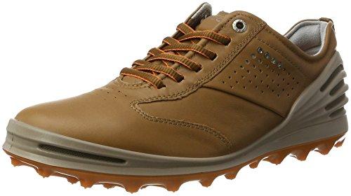 ECCO Men's Cage Pro, Zapatillas Golf Hombre, Marrón