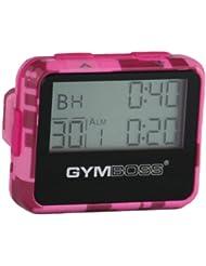 Gymboss Minuteur d'intervalle et chronomètre – LUSTRE COQUE ROSE CAMOUFLAGE / ROSE