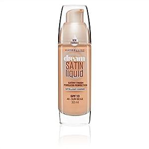 Maybelline Dream Satin Liquid Foundation 48Sun Beige 30ml