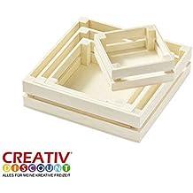 weiß Creative Discount Sitzgruppe 3tlg. 2 Stühle+1Tisch 1Set
