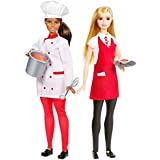 Barbie - Chef y camarera (FCP66)