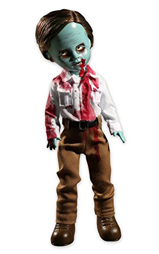 Living Dead Doll Dawn of the Dead Flyboy Stephen Zombie aus Kunststoff, beweglich