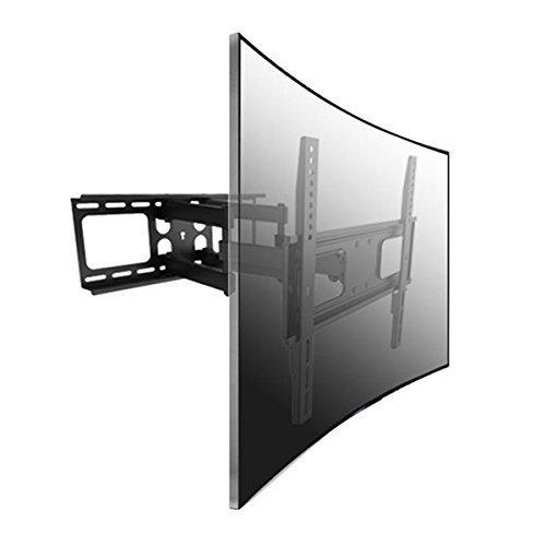 TV Wandhalterung für SAMSUNG UE50J6289 125 cm (50 Zoll) Neigbar Schwenkbar VESA-Norm: 400 x 400 mm LED / OLED / LCD / PLASMA Fernseher