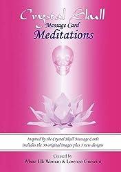 Crystal Skull Message Card Meditations