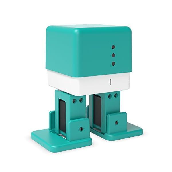 41mK3jriksL. SS600  - BQ - Zowi, El robot de Clan, color verde