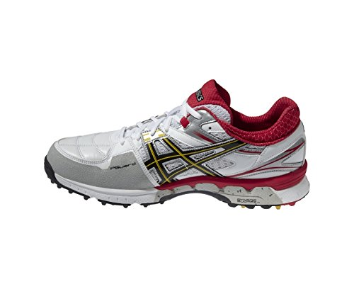 ASICS GEL 210 NOT OUT Chaussure De Cricket - SS15 Blanc (White)