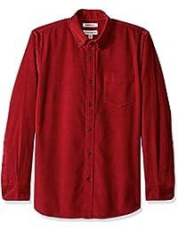 vasta selezione di 03f38 6aa1c Amazon.it: camicia rossa - Uomo: Abbigliamento