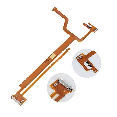 Bewinner NEUES 3DS XL-Lautsprecherkabel, Ersatz für Host-Lautsprecherkabel, Lautstärkeregler, Ersatz für Lautsprecherkabel bei Verlust/Beschädigung/Beschädigung -