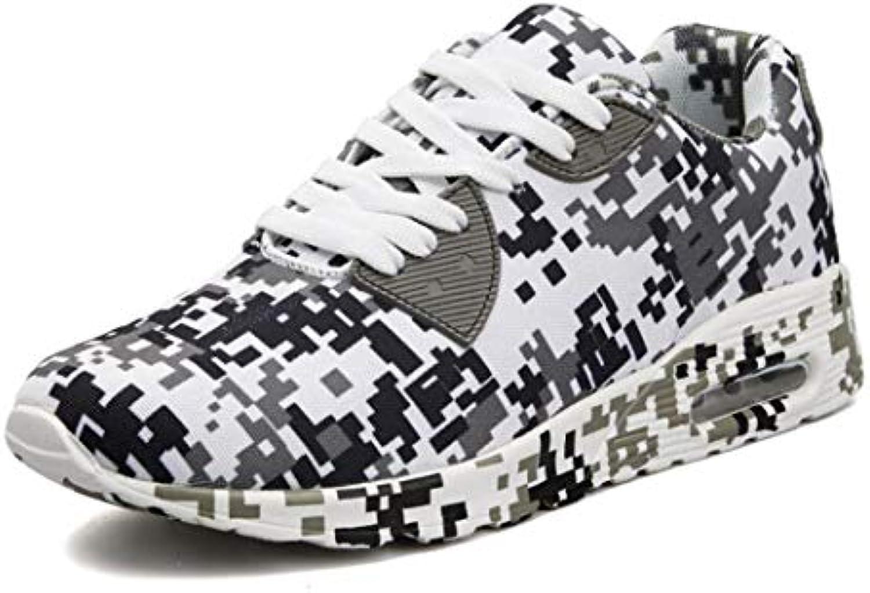 Xxoscarpe Scarpe da Tennis con Zeppa da Uomo Scarpe da Tennis con Camuffamento Mimetico Comode Scarpe da Fitness... | economia  | Scolaro/Signora Scarpa
