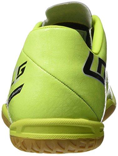 Lotto Lzg Viii 700 ID, Chaussures de Foot Homme Jaune (Ylw Saf/Blk)