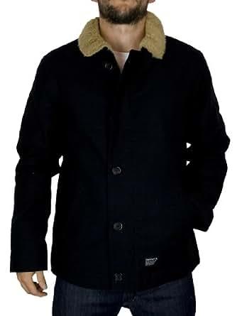 Carhartt - Noir Sheffield Jacket - Homme - Taille: S