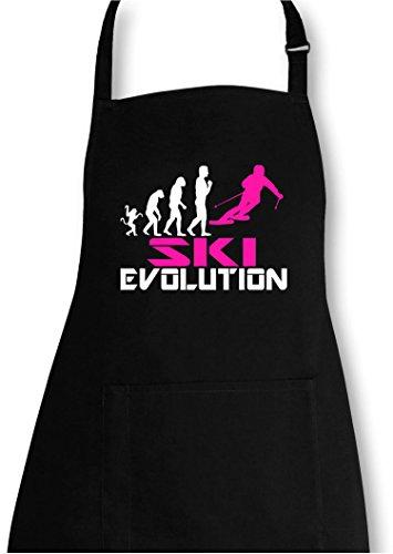 EZYshirt® Ski Evolution Grillschürze