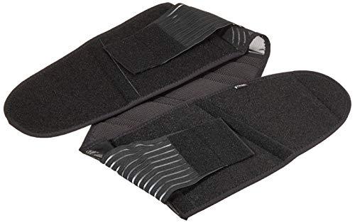 Kintex Unisex- Erwachsene Rückenbandage PRO XL, Schwarz