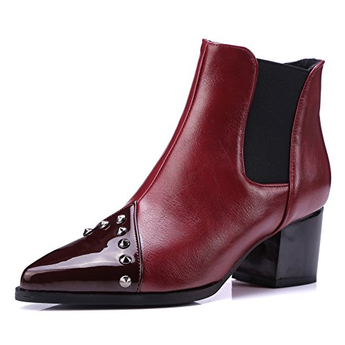 balamasa-ladies-chunky-heels-winkle-pinker-rivet-datered-imitated-leather-boots-45-uk