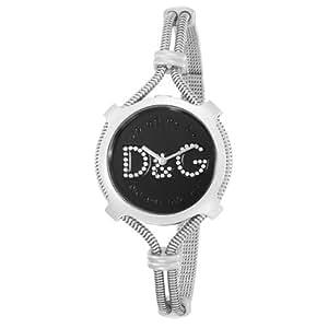 Dolce&Gabbana - DW0142 - Analogique - Montre Femme - Bracelet en metal couleur argent