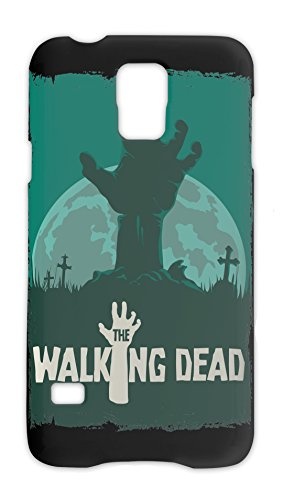 walking dead poster Samsung Galaxy S5 Plastic Case
