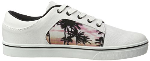 Basse weiss Adulto Misti Lico California Sneakers wn4qEBxHRf