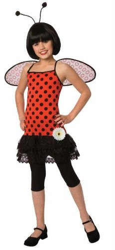 Kost-me f-r alle Gelegenheiten Lf3037Clg Love Bug Kind (Love Bug Kostüm)