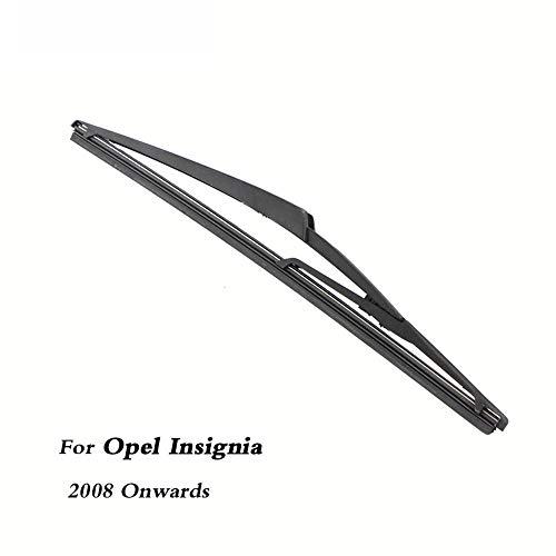 Preisvergleich Produktbild SLONGK Auto Heckscheibenwischerblätter Hinten Scheibenwischerarm,  Für Opel Insignia Schrägheck (Ab 2008) 310 Mm,  Windschutzscheibe Auto Styling