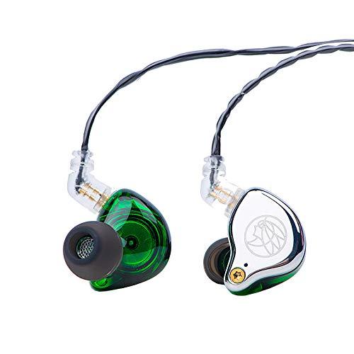 TFZ T2 Galaxy Dynamischer Treiber IEMs HiFi-Monitor DJ Studio Music In-Ear-Ohrhörer Ohrhörer (003)