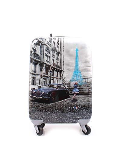 Y Not Trolley da cabina Parigi Bluer on board