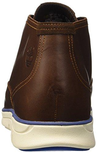 Timberland Bradstreet Chukka, Bottes Classiques homme - Marron - Brown (Medium Brown), 47.5