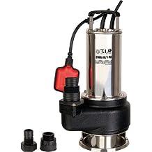 """T.I.P. 30168 Extrema 400/11 Pro - Bomba sumergible (aguas residuales, conector vertical de 2"""") [Importado de Alemania]"""