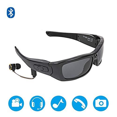 HUIFA Neue 1080P USB-Kopfhörer Mit Hoher Auflösung MP3 Bluetooth-Musik-Video-Sonnenbrillen Können Angeschlossen Werden Um Intelligente Sportbrillen Zu Rufen 。