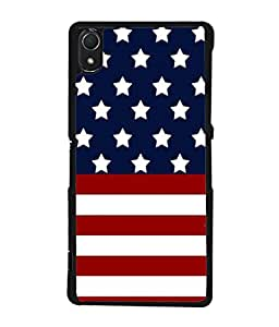 PrintVisa Hat The Beared Bow High Gloss Designer Back Case Cover for Sony Xperia Z1 :: Sony Xperia Z1 L39h :: Sony Xperia Z1 C6902/L39h :: Sony Xperia Z1 C6903 :: Sony Xperia Z1 C6906 :: Sony Xperia Z1 C6943