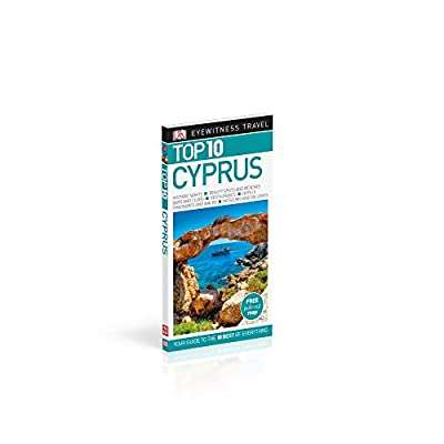 Top 10 Cyprus (DK Eyewitness Travel Guide)