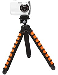 X-Sories Outddor Big Deluxe Tripod, orange, BITRI orange
