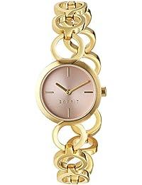 Esprit Damen-Armbanduhr Analog Quarz Edelstahl ES108212004