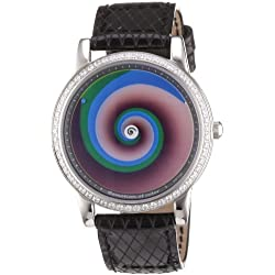 Rainbow Watch Ladies Watch Avangardia Crystal Vertigo AV21A-LB-ve