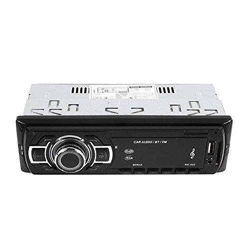 Springdoit Car Blue ★ Zahn Stereo MP3-Player Radio, MP3-Player Auto Smart RK522, Fernbedienung Zubehör Auto Elektronik