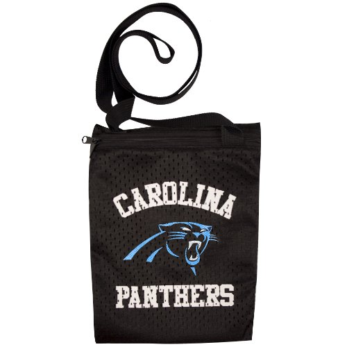 Jersey Niner (NFL Game Day Pouch, damen, Carolina Panthers)