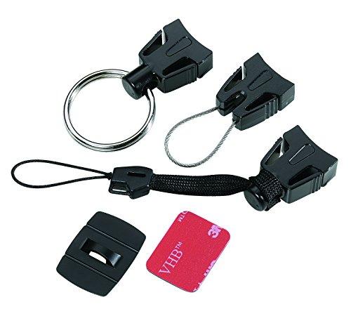T-Reign - KT5284 - Lot de trois accessoires de fixation pour petits objets