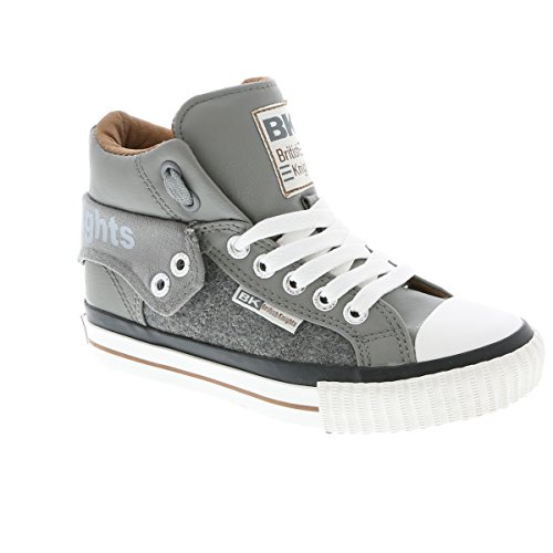 British Knights Roco, Baskets Basses Homme grey - white - brown