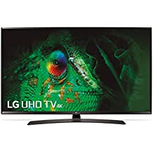 LG 43UJ634V - TV LED UHD 4K de 43 pulgadas (Active HDR, Smart TV webOS 3.5, Ultra Surround)