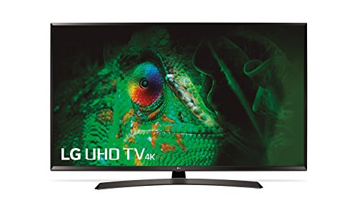 LG 43UJ634V - TV LED UHD 4K de 43 pulgadas (Active HDR, Smart TV webOS 3.5, Ultra Surround)