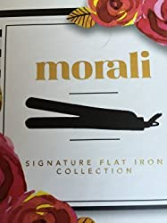 Nth Degree Morali Signature Flat Iron, Black