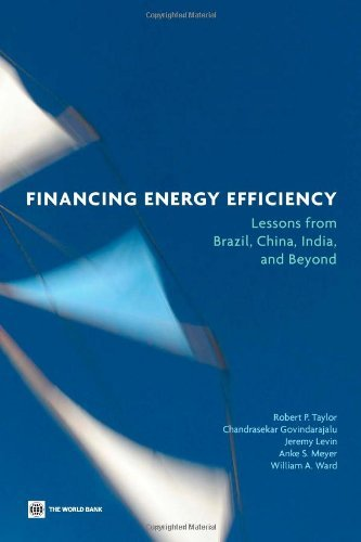 Financing Energy Efficiency: Lessons from Brazil, China, India, and Beyond by Robert P. Taylor (2008-02-08)