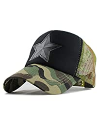 JJJRMP Sombrero De Camuflaje con Gorra De Béisbol Swag Snapback Desert Camo  Hat para Hombre Cap 2d583c585f6